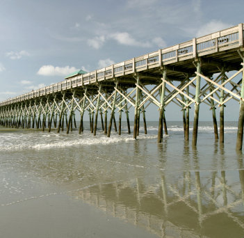 folly beach usa pier folly beach 351x342
