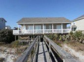 The Salty Dog Beach Front House