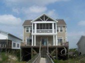 1633 E Ashley Beach Front House