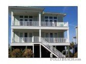 1681 E. Ashley A And B Beach Front House