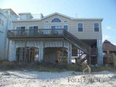 1685 E Ashley B Beach Front House