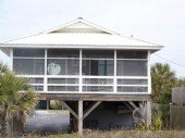 1717 E Ashley Beach Front House