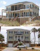 601 W. Ashley Beach Front House