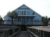 905 West Ashley Beach Front House
