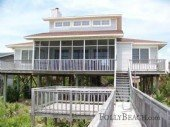 913 W Ashley Beach Front House