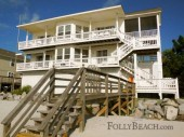 Low Places Beach Front House