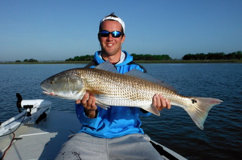 May fishing report for Folly beach fishing