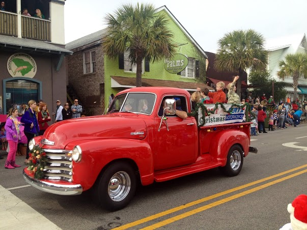 Folly Beach Christmas Parade 2020 Folly Beach Christmas Parade | FollyBeach.com®