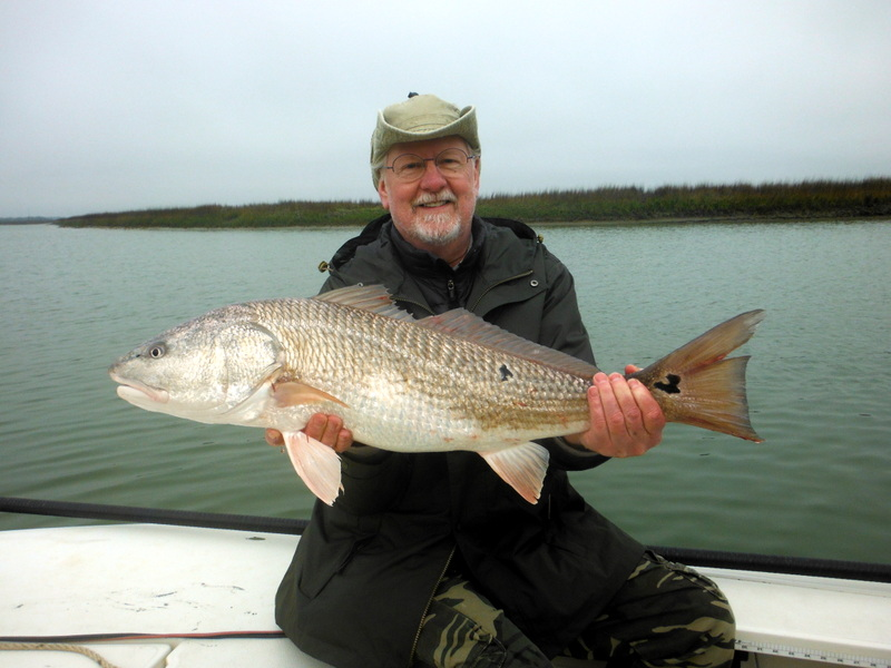 April fishing report for Folly beach fishing