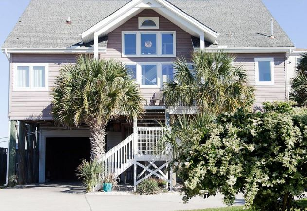 Bedroom Vacation Rentals Folly Beach Sc