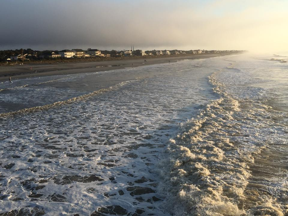 What Are King Tides And Do They Mean For Folly Beach Follybeach