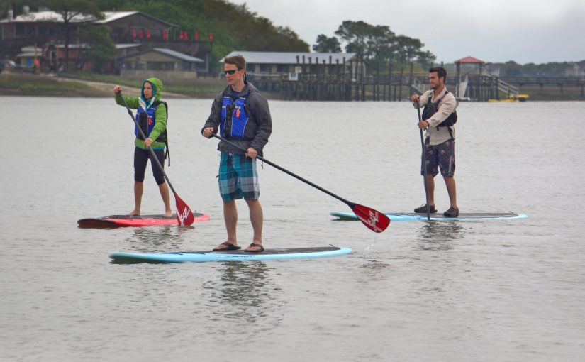 3 Hour Paddleboard Rentals in Folly Beach, SC